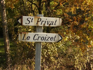 Getting to St Privat
